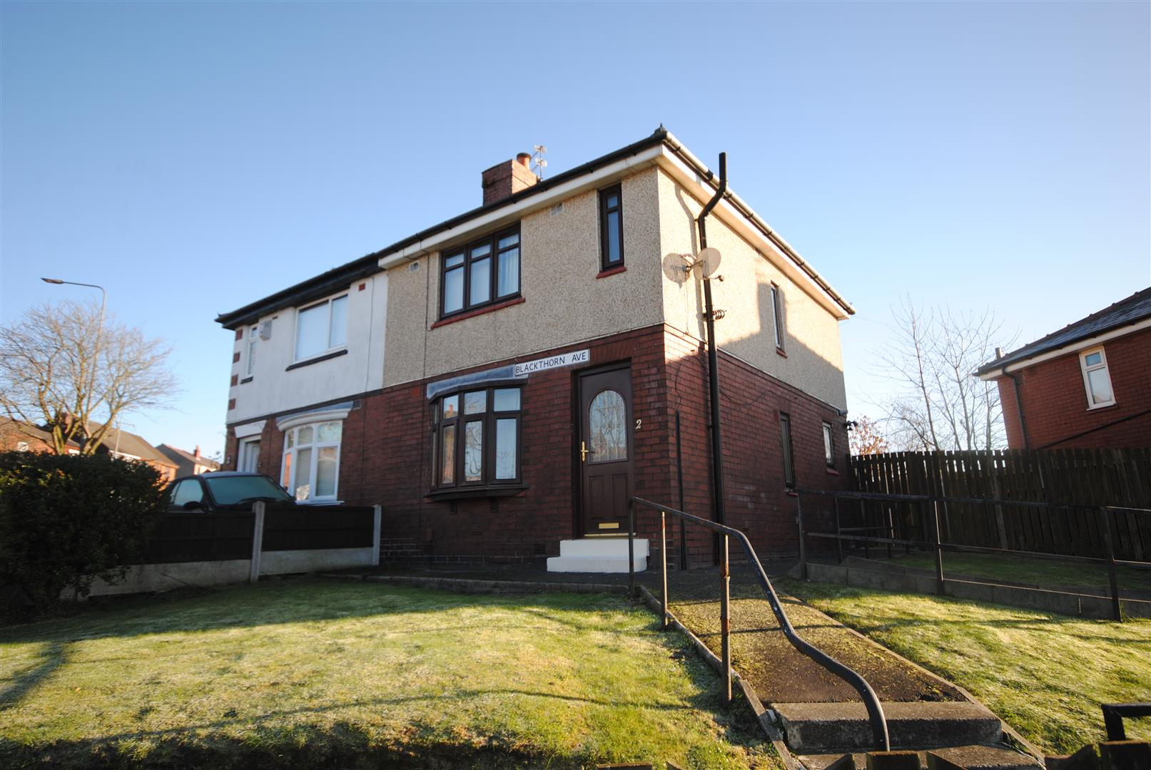3 Bedrooms Semi Detached House for sale in Blackthorn Avenue, Beech Hill, Wigan